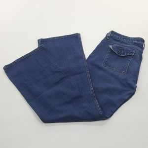 Levi's 545 Low Boot Cut Western Jeans Size 10M